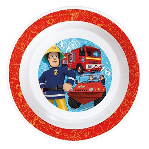 Suppenteller Feuerwehrmann Sam