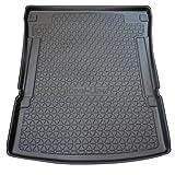 ZenitmeX Z997375 Kofferraumwanne fahrzeugspezifisch schwarz DIAMANTEN-DESIGN