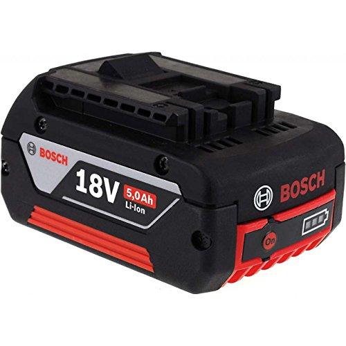 Preisvergleich Produktbild Original Akku für Bosch Typ 2607337069 5000mAh Original, Li-Ion, 18V