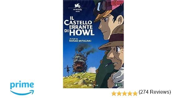 Castelli Di Cartone Streaming : Il castello errante di howl amazon cartoni animati film e tv