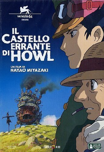 Il castello errante di Howl [IT Import]