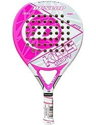 Pala de padel - Dunlop Kiss Soft