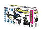 Jamara 038630 2.4 GHz Camostro AHP+ Quadcopter with Camera from Jamara
