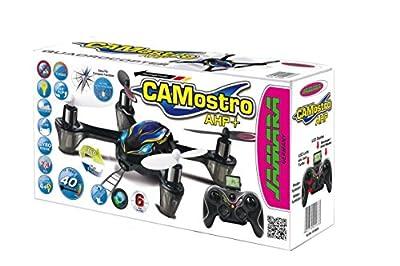 Jamara 038630 2.4 GHz Camostro AHP+ Quadcopter with Camera from Jamara
