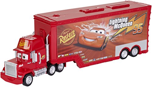 disney-cdn64-pixar-cars-toy-mack-truck-playset-lightning-mcqueen-story-sets-rust-eze