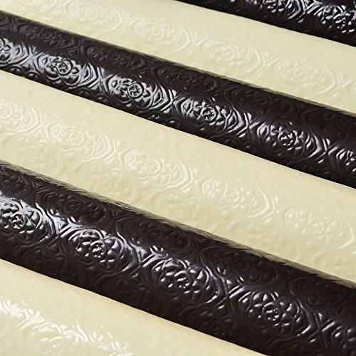 Relieffolie auf 25m Rolle 7cm breit