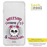 Funnytech Funda Silicona para Xiaomi Redmi Note 5 [Gel Silicona Flexible, Diseño Exclusivo]...