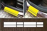 passgenau für Opel Astra K Limousine und Sport Tourer, ab 2016, Lackschutzfolie transparent Einstiegsleisten Einstiege Türen