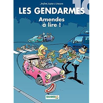 Les Gendarmes: Amendes à lire !