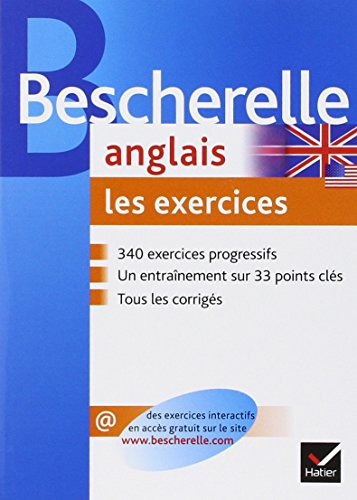 Bescherelle anglais : Les exercices par Michèle Malavieille