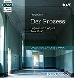 Der Prozess: Ungekürzte Lesung mit Peter Matić (1 mp3-CD)