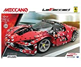 New Meccano MEC6032900 LA Ferrari PZ.772 MODELLINO Die CAST Model