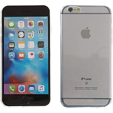3Q Carcasa para Apple iPhone 6 Funda iPhone 6S Funda Novedad Mayo 2016 Diseño Suizo Funda Transparente