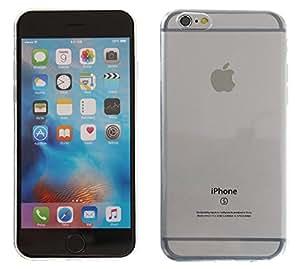 3Q Custodia per Apple iPhone 6 iPhone 6S Cover Novit… maggio 2016 Design Svizzero Trasparente Clear