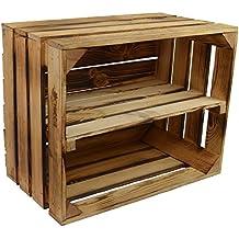 suchergebnis auf f r holzkisten regal. Black Bedroom Furniture Sets. Home Design Ideas