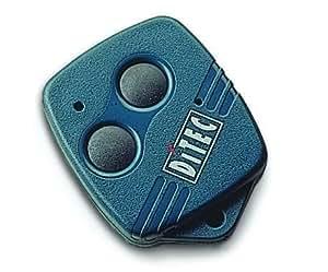 DITEC - Télécommande 2 canaux 433Mhz **REMPLACE PAR LE DIGOL4** - BIXLP2