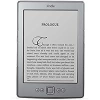"Kindle, 6"" E Ink Display, Wi-Fi, Graphite"