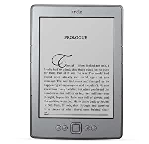 "Kindle, 6"" E Ink Display, Wi-Fi (Previous Generation - 5th)"
