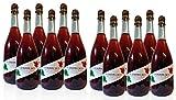 Lambrusco di Modena Rosato DOC-Laura Romagnelli Vino Frizzante 12x75cl