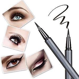 Hey.Beautyy-Eyeliner-Liquid Eyeliner Waterproof-Système de Circulation d'Encre-Noir