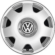 Volkswagen Original Polo Fox Tapacubos (4 Unidades) Juego Completo de 14 Pulgadas tapacubos Llantas