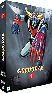 Goldorak - Box 5 - Épisodes 50 à 61 [Non censuré]