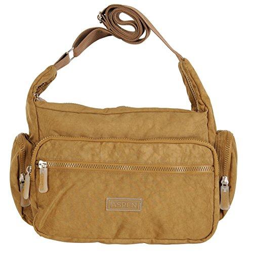Aspen, borsa organizer con cerniere leggera e da viaggio in diversi colori CN9197 Beige