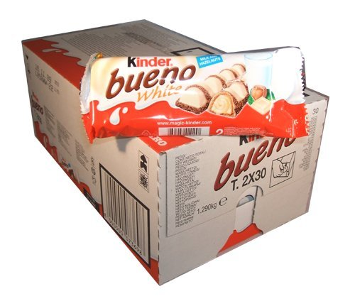 kinder-bueno-white-case-39gx30-white