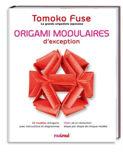 Origami modulaires d'exception par From Editions nuinui