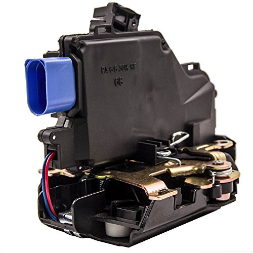 Price comparison product image CC&CCA 9 Pins Front Left Door Lock Mechanism for VW Seat Skoda polo MK4 Passenger 3D1837015AB 3D1837015AS 3D1837015AP 3D1837015 A