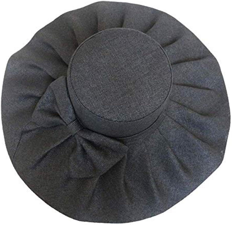 Fuxitoggo Cappello da Spiaggia per Il Tempo Libero (Coloreee da Donna  (Coloreee Libero - f2b9e646b636