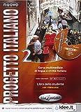 Nuovo progetto italiano. Libro dello studente. Con CD-ROM: 2