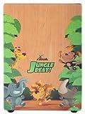 XDrum Jungle Beat Cajón pour Enfant avec sac