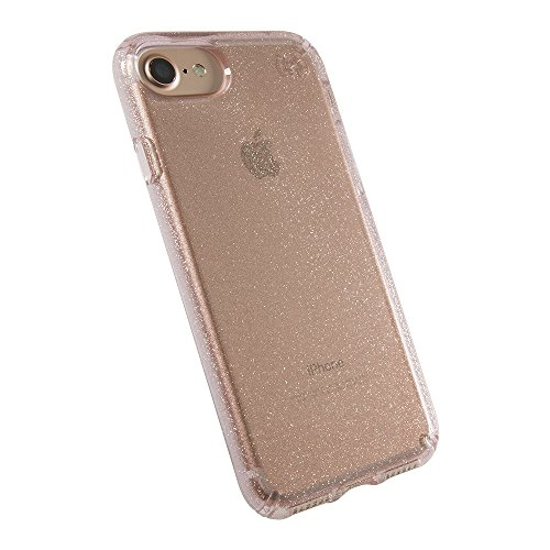 speck-presidio-clear-glitter-coque-transparente-pailletee-pour-iphone-7-rose-or-brillant