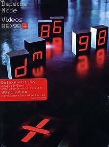 Depeche Mode - The Videos 86>98 + [2 DVDs]