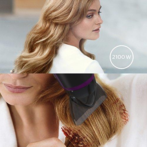 Ansicht vergrößern: Philips DryCare Advanced Haartrockner mit ThermoProtect Technologie HP8230/00, 2100 W, DC-Motor und 1 Aufsatz
