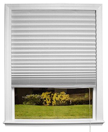 Redi Shade 367788891,4x 182,9cm Original mit Lift Sheer View Solar Lampenschirm aus Stoff, weiß