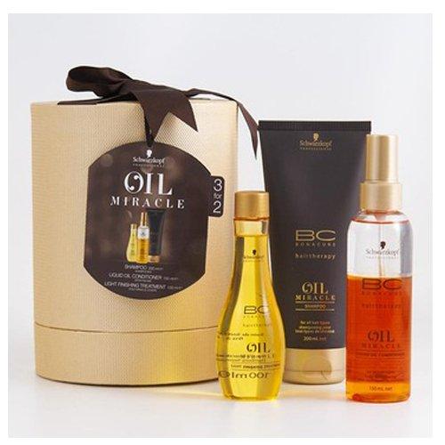 Schwarzkopf - Coffret Bonacure Oil Miracle