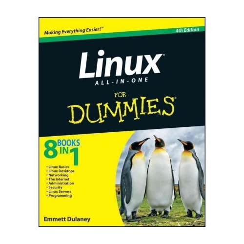 Linux All-in-One For Dummies (For Dummies (Computers)) (Paperback) - Common