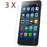 Prevoa ® 丨3 X Protector de pantalla original para JIAYU S3 / S3 Advanced 5.5 Pulgadas Smartphone