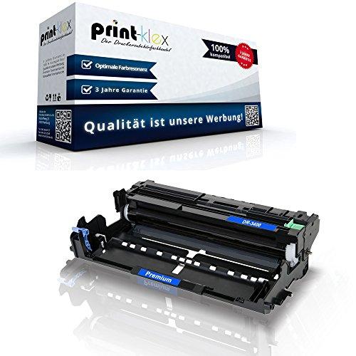 Kompatible Trommeleinheit für Brother HL-L 5000D 5100DN 5100DNT 5100DNTT 5100Series DR3400 Trommel Schwarz - Eco Laser Serie -