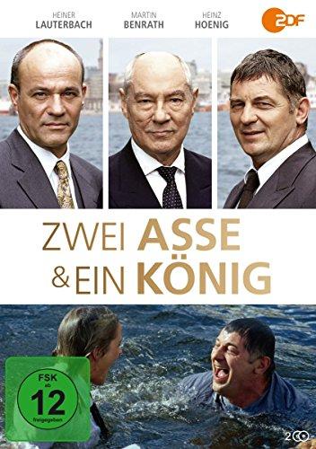 Zwei Asse & ein König (2 DVDs)