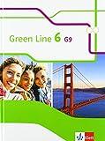 Green Line 6 G9: Schülerbuch (fester Einband) Klasse 10 (Green Line G9. Ausgabe ab 2015)