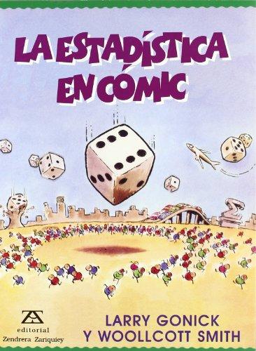 La estadística en comic por Larry Gonick