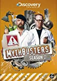 Mythbusters Season 2 [DVD] [2004]