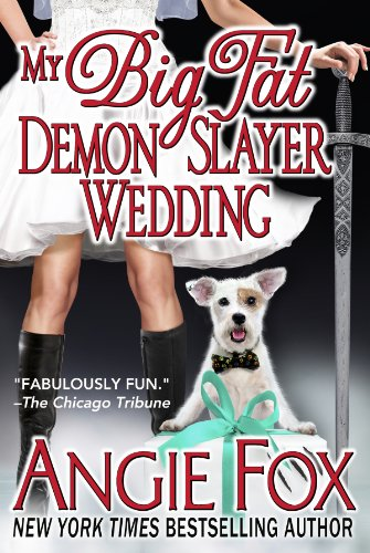 My Big Fat Demon Slayer Wedding (Biker Witches Mystery Book 5) (English Edition)