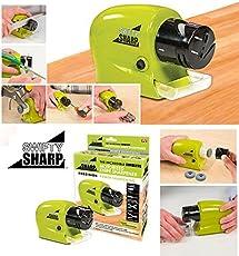 Special The Virgo Latest Designe Swifty Sharp Cordless Motorised Sharpener for Knife