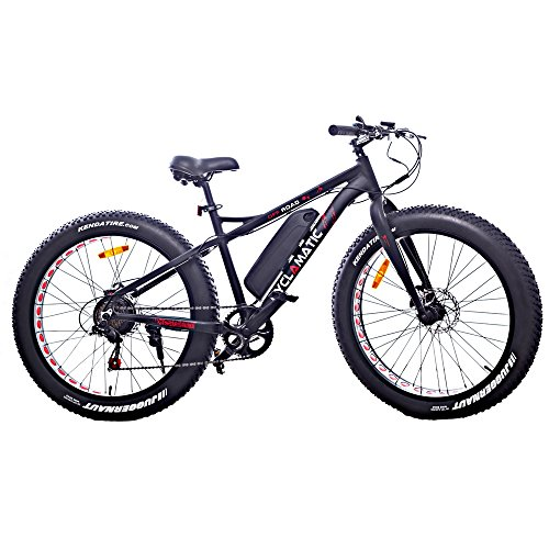 Cyclamatic Fat Tire Electric Mountain Bike/eBike