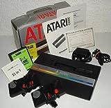 Atari 2600 Konsole/Gerät 32 in 2 Box - Schwarz (Atari) Z2 gebr. -