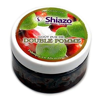 Shiazo 100gr, Dampfsteine Steam Stones für Shisha und Shisha mit 40Aromen und Düfte wählbar von Shiazo